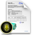 Sigma Tank Drop - Green Technical Data Sheet