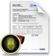 Sigma Tank Drop HD -Orange Black Technical Data Sheet